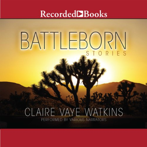 Battleborn audiobook cover art