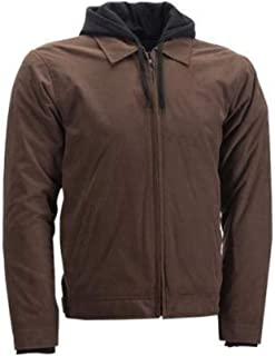 Highway 21 Unisex-Adult Gearhead Jacket (Brown, X-Large)
