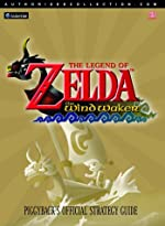 The Legend of Zelda - The Wind Waker - Official Strategy Guide de Piggyback