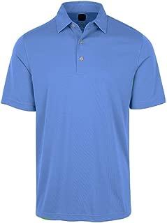 Greg Norman PGA Men's Ml75 Micro Lux Solid Polo