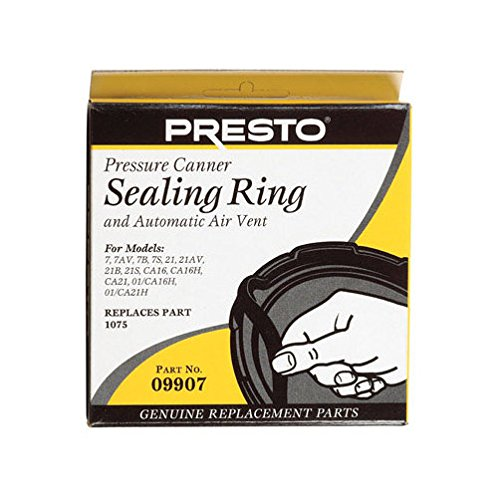 Presto 09907 Pressure Canner Sealing Ring