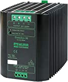 MURR ELEKTRONIK 85002 Evolution Power Supply 3-Phase, Extra-Power - for 4 Seconds 50% Additional Power, in: 360-520VAC Out: 22-28V/20ADC, Allows Continuous Two-Phase- Operation