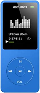 Mp3 Player Benkeg MP3/MP4 Player 64 GB Music Player 1.8'' Screen Portable MP3 Music Player with FM Radio Voice Recorde for...