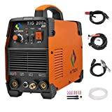 HITBOX TIG Welding Machine Portable 200...