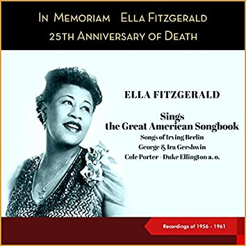 Sings the Great American Songbook (25Th Anniversary of Death -Recordings of 1956 - 1961)
