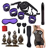 Set Couple Adult Fun Toy Novelty Accessories Kit