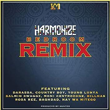 Bedroom (feat. Darassa, Country Boy, Young Lunya, Salmin Swaggz, Moni Centrozone, Billnas, Rosa Ree, Baghdad, Nay Wa Mitego) [Remix]