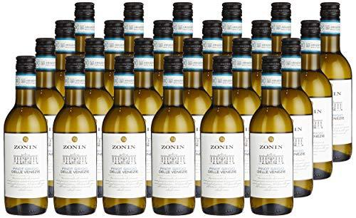 Zonin Pinot Grigio IGT  Trocken (24 x 0.25l)
