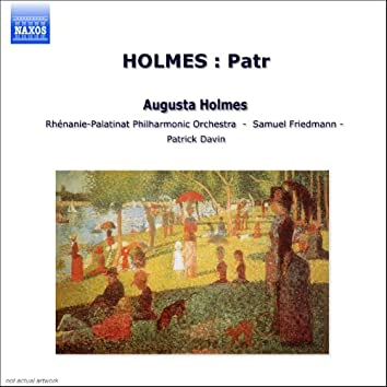 HOLMES, A.: Orchestral Works