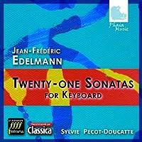 Edelmann: Twenty-One Sonatas for Keyboard (2012-07-31)