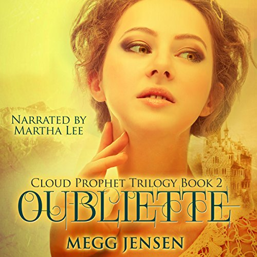 Oubliette audiobook cover art