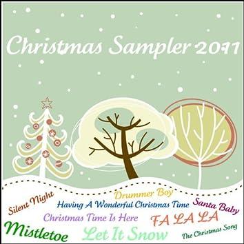 Christmas Sampler 2011