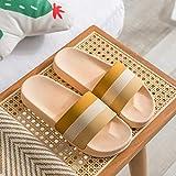 QXbecky Zapatillas antibacterianas, desodorantes, Antideslizantes para Interiores y Exteriores, Zapatillas de casa, Zapatillas de Verano para Exteriores