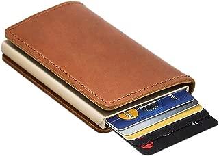 Best vintage leather business card holder Reviews