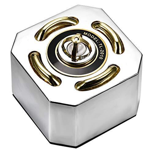 Metalen ontsteking, automatische elektronische meerrichtingsaansteker voor zaklampen, sieradengraveergereedschap, anti-wind zaklamp voor het repareren van sieraden, productie, lassen en snijden.