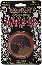 Bloody Mary, Special Effects Bruise Makeup Kit By Bloody Mary - Theatrical & Halloween Bruising Palette - SFX Fake Bruise Wheel For Fresh, Black, Blue, Old & Healing
