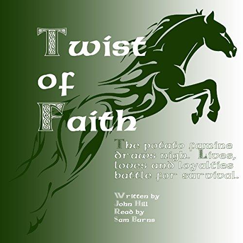 Twist of Faith audiobook cover art
