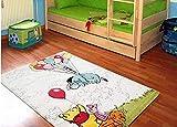 Kinderzimmer Teppich kinderteppich Disney Winnie T