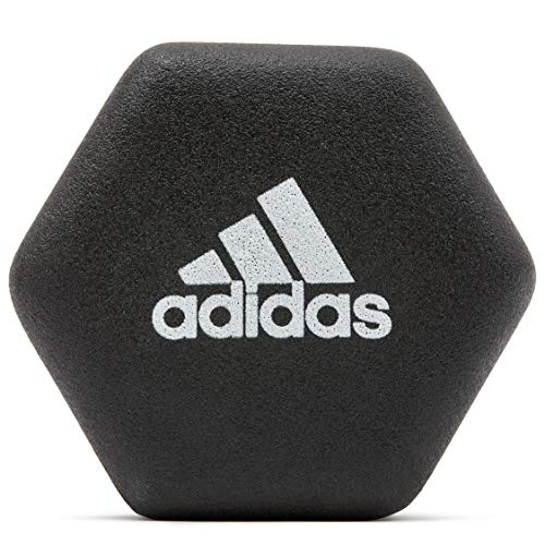 adidas(アディダス)トレーニングダンベルADWT-100011㎏×2個セット筋トレブラック