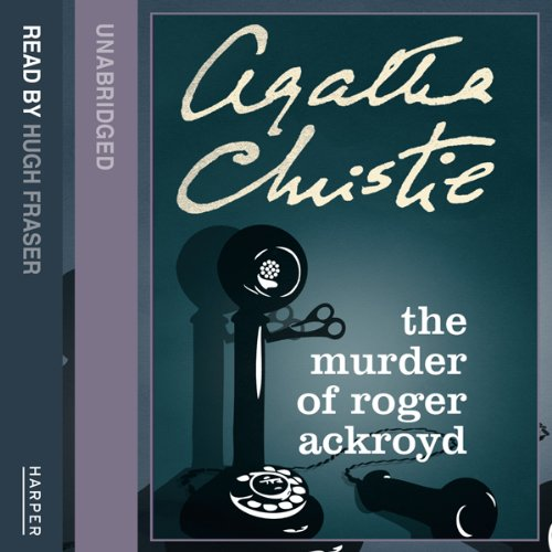 The Murder of Roger Ackroyd audiobook cover art