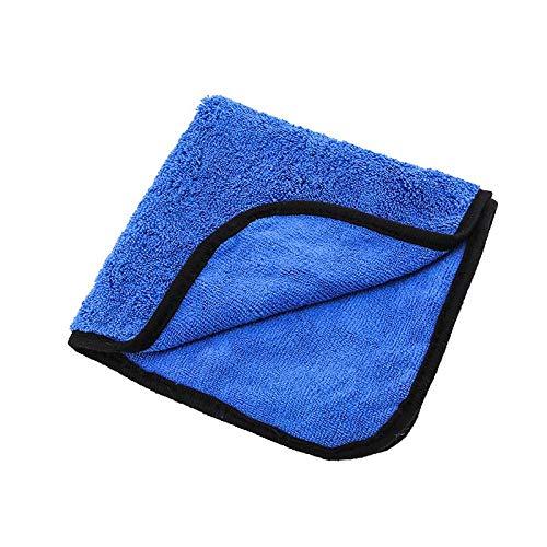 Doifck Premium-Autowasch-Trockentuch Großes, Dickes Mikrofaser-Auto-Reinigungstuch (16 Zoll x 16 Zoll)