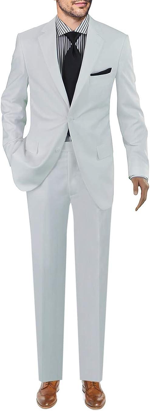 GN GIORGIO NAPOLI Men's Two Button Wholesale 2 Suit Piece J Sales Fit Modern Set