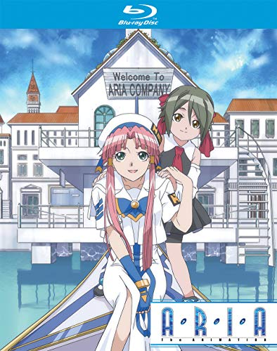 Aria The Animation Collection [Blu-ray]