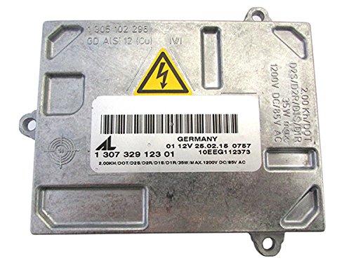 CARALL XB0123 Ballast Xenon Vorschaltgerät Steuergerät Kompatibel mit 1307329123 und 1307329293