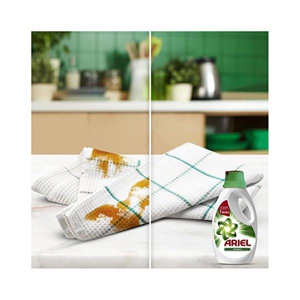 Ariel Original – Detergente Líquido 1.705l, 31Lavados