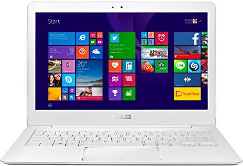 Asus Zenbook UX305FA(MS)-FC139 33,7 cm (13,3 Zoll) Laptop (Intel Core-m 5Y10, 8GB RAM, 128GB SSD, Intel HD, Win 8.1) weiß