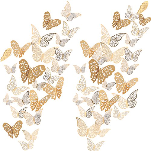 Best glitter butterfly decorations