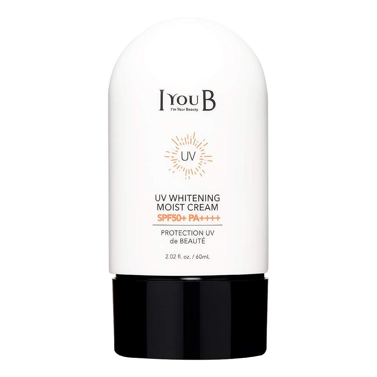 あからさまパノラマ寄付[アイユビ]UVホワイトニングモイストクリーム 50+ PA++++60ml/2oz,[IYOUB] UV Whitening Moist Cream SPF 50+ PA++++60ml/2oz