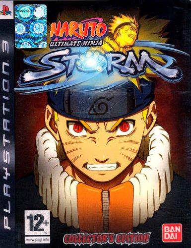 PS3 - Naruto Ultimate Ninja Storm - Collector's Edition - [PAL ITA - MULTILANGUAGE]