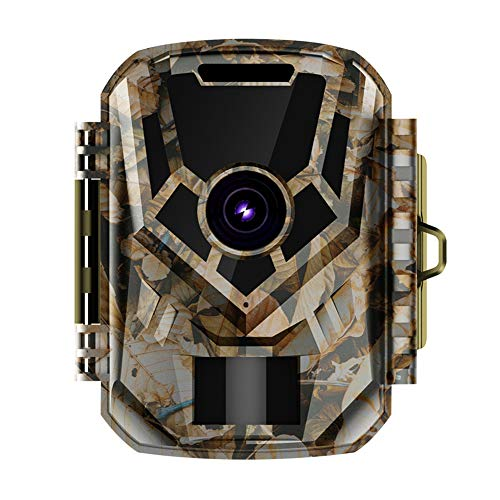 CAMILYIN Cámaras de Caza 12MP,720P HD Impermeable,Cazar Vigilancia de la Fauna,con Visión...