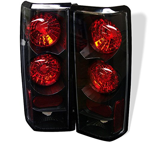 Spyder Auto Chevy Astro / Safari Black Altezza Tail Light