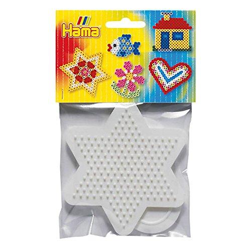 Hama 4452 - Stiftplatten Kleines Herz und Kleiner Stern