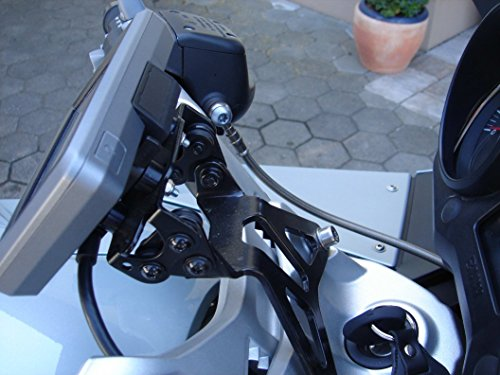 SW Motech Navi-Halter im Cockpit | GPS.07.646.10200/B