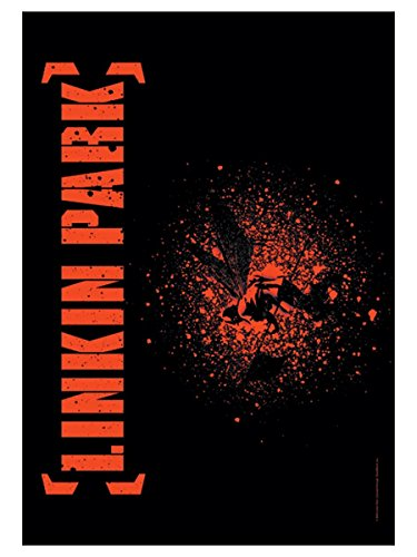armardi Linkin Park Poster Fahne Soldier Wings
