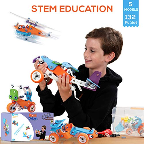 STEM Learning Toys For 7-11 Year Olds Boys & Girls. Building...