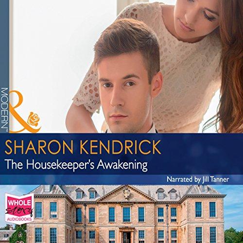 The Housekeeper's Awakening audiobook cover art