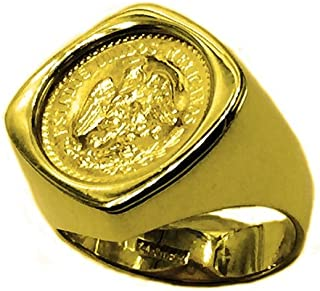 Best mexican coin ring Reviews