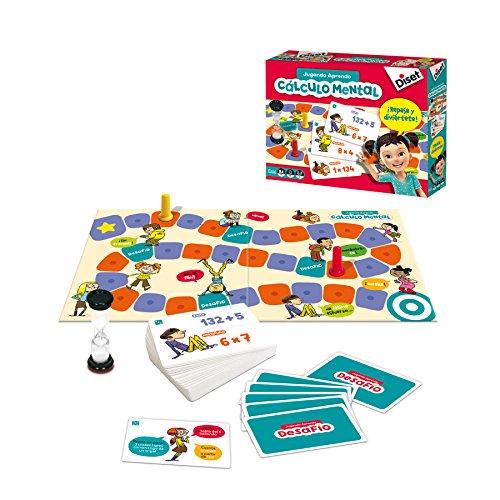 Diset - Lernspielzeug zum Lernen von Mental-Berechnung (76521)