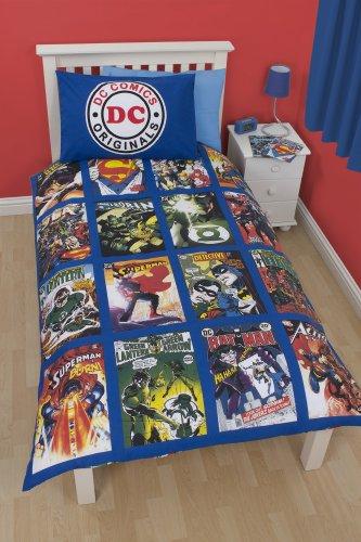 DC Originales colección única edredón