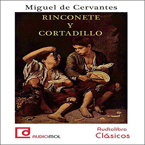 Rinconete y Cortadillo audiobook cover art