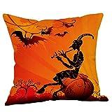 Halloween Pillowcase Halloween Monster Skull Pumpkin Home Decor Throw Pillow Case Cushion Cover Home Decoration Pillow Case Halloween Onsale