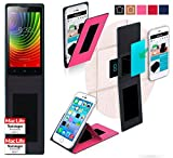 Hülle für Lenovo A2010 Tasche Cover Case Bumper | Pink |