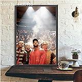 hulinhai Kanye West Poster Das Leben von Pablo Poster und