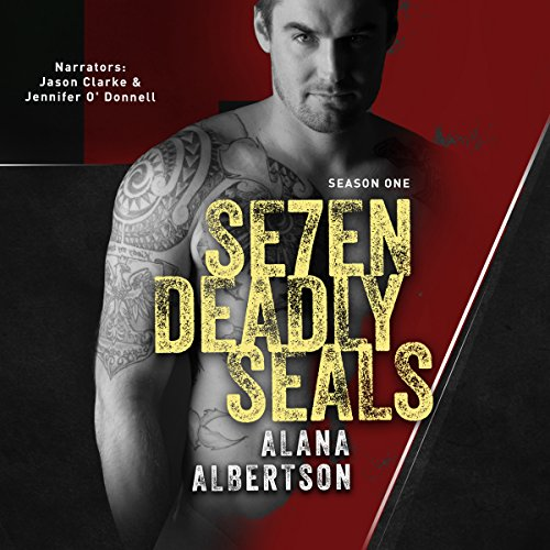 Se7en Deadly SEALs: Season 1 audiobook cover art