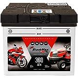 BlackMax Rasentraktor Batterie 12V 32Ah C60-N30L-A Aufsitzmäher Y60-N30L-A 30Ah