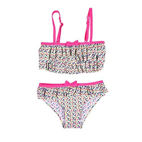 Petit Béguin Bikini Mädchen Miss gepunktet – Größe – 2/3 Jahre (92/98 cm)